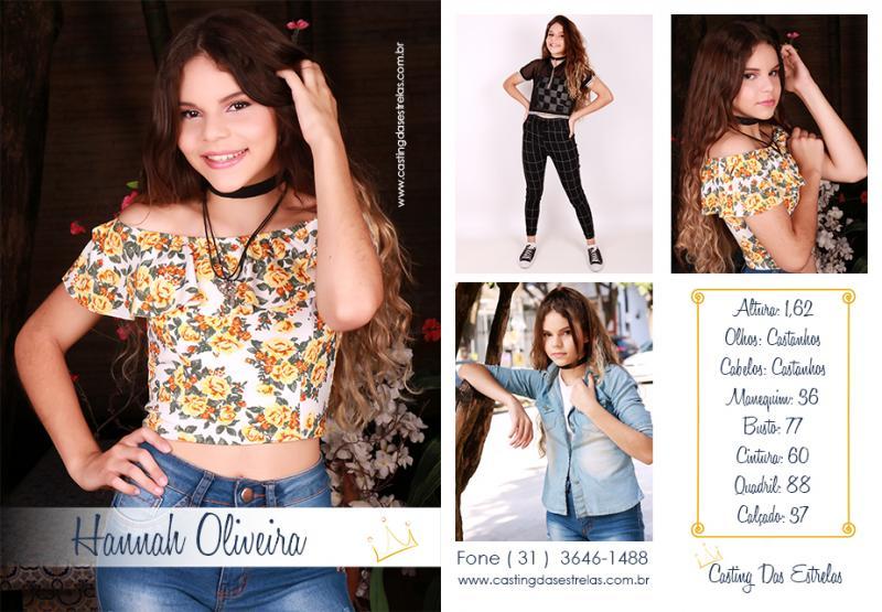Hannah Oliveira