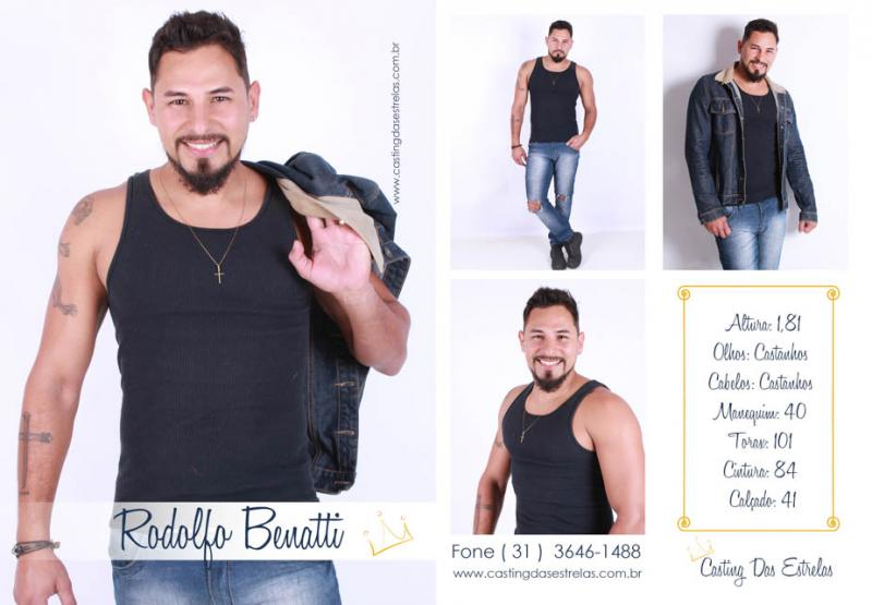 Rodolfo benatti