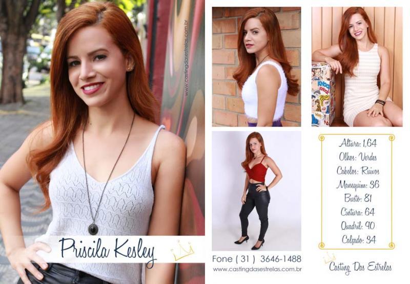 Priscila Kesley