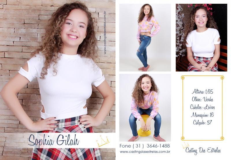 Sophia Gilah