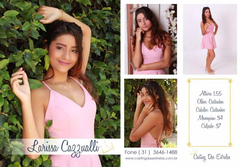 Larissa Cazzualli