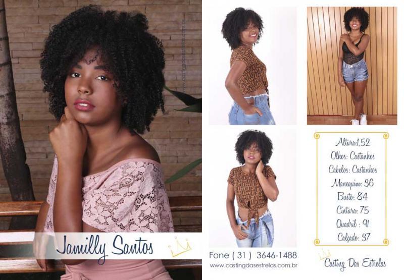 Jamilly Santos