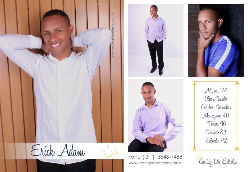 Erick Adam