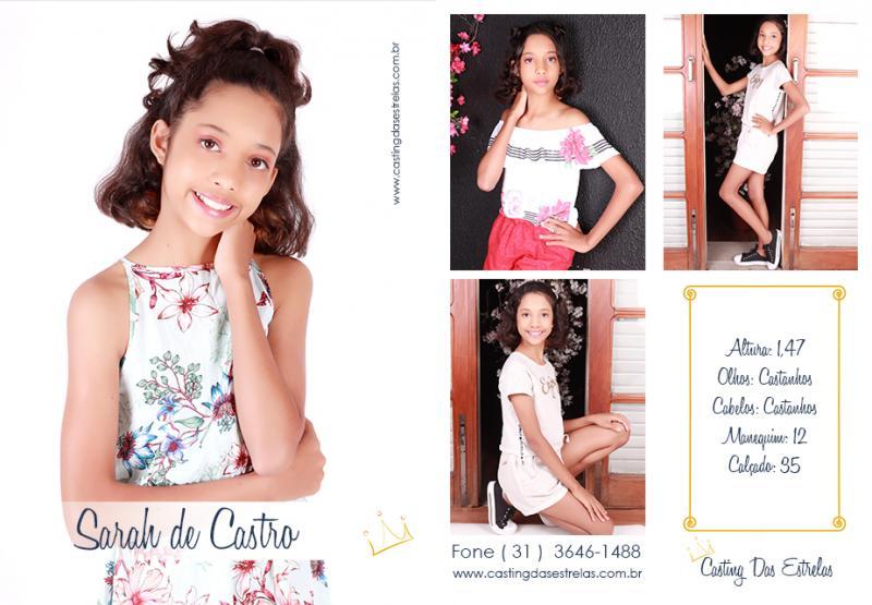 Sarah de Castro