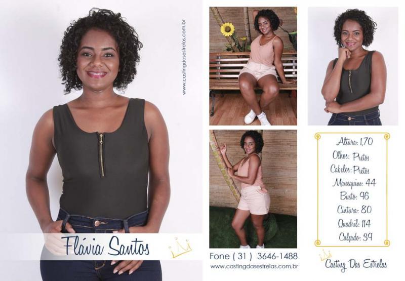 Fl�via Santos