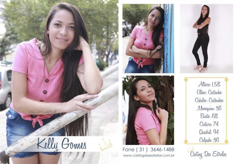 Kelly Gomes