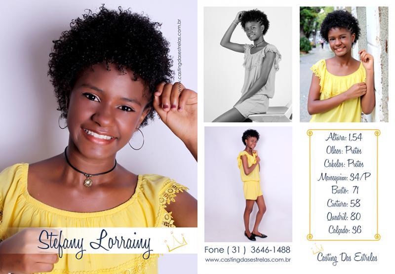 Stefany Lorrainy