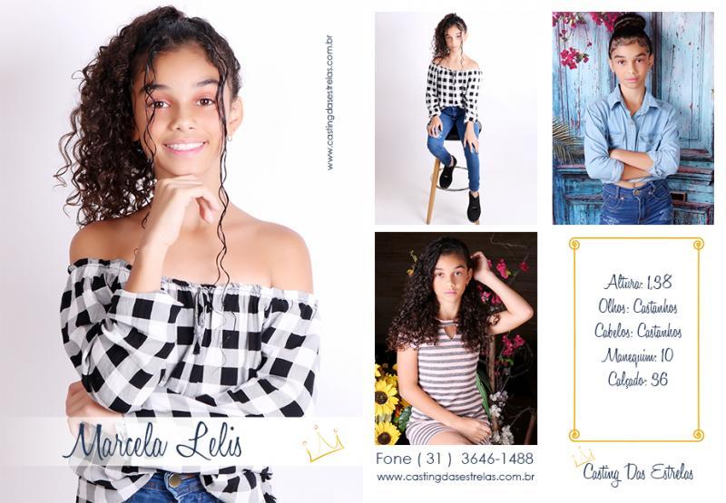Marcela Lelis Casting das Estrelas