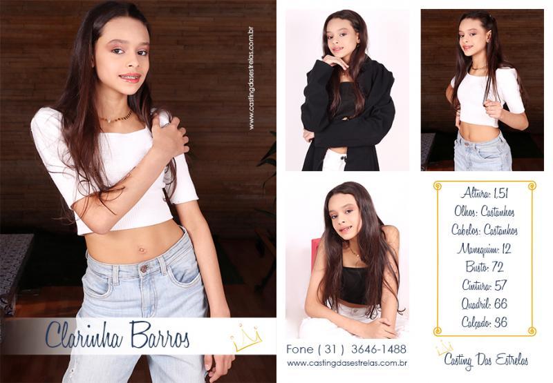 Clarinha Barros