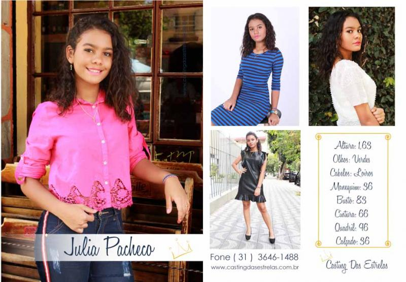 Julia Pachegco