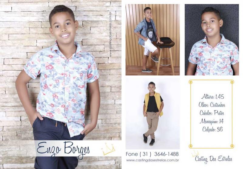 Enzo Borges