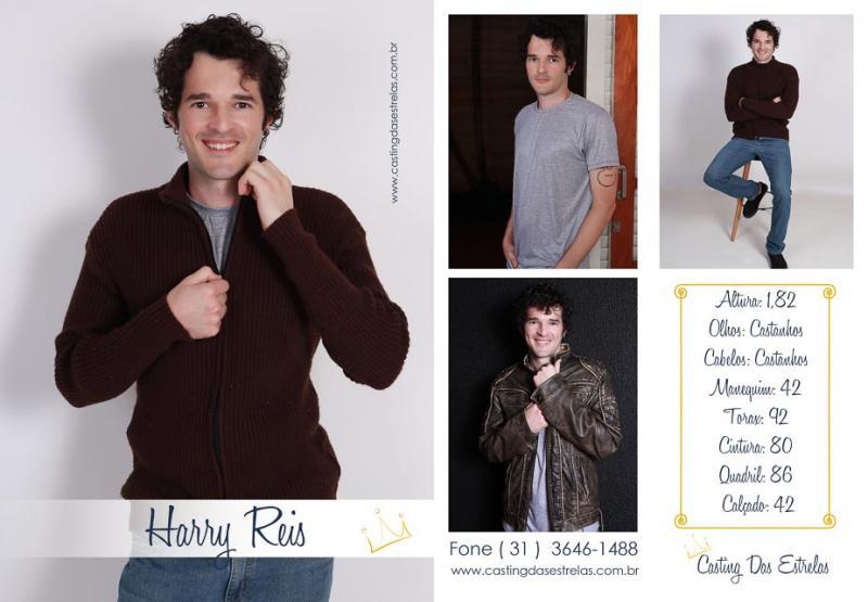 Harry Reis